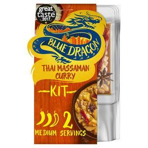 Blue Dragon Thai Massaman Curry Kit 273g