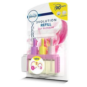 Febreze 3Volution Zero% Air Freshener Plug-In Refill Lily Blossom