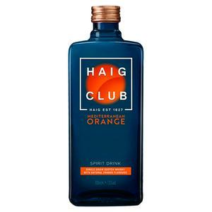 Haig Club Mediterranean Orange Spirit Drink 70cl