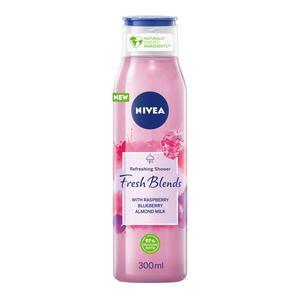 Nivea Raspberry Fresh Blends Refreshing Shower Gel 300ml